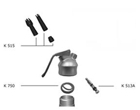 Kayser_Gastronomie_reparatie_set_parts